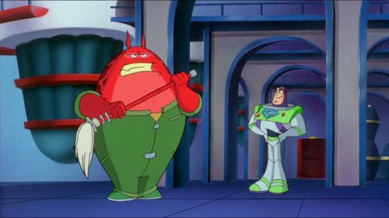 Базз Лайтер из звездной команды: Приключения начинаются (2000) HD 720p