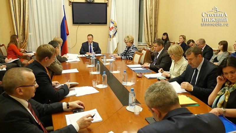 В региональном правительстве не смогли определиться с судьбой генерального плана Нижнего Новгорода