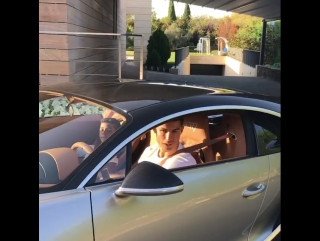 Криштиану Роналду приобрел роскошный автомобиль за 3 миллиона долларов