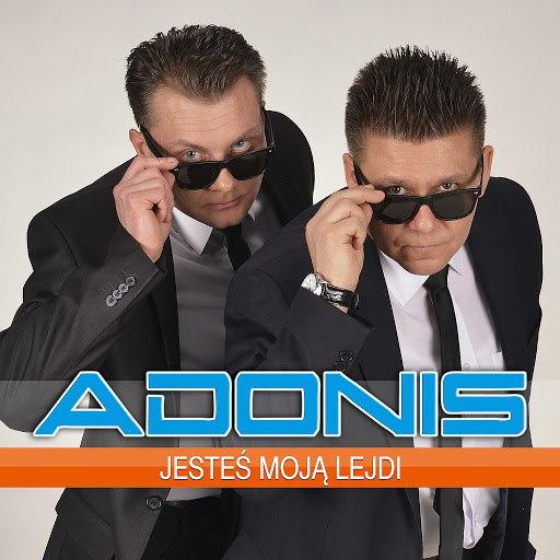 Adonis альбом Jesteś Moją Lejdi