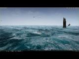 Unreal Engine 4 Gerstner Waves Livestream