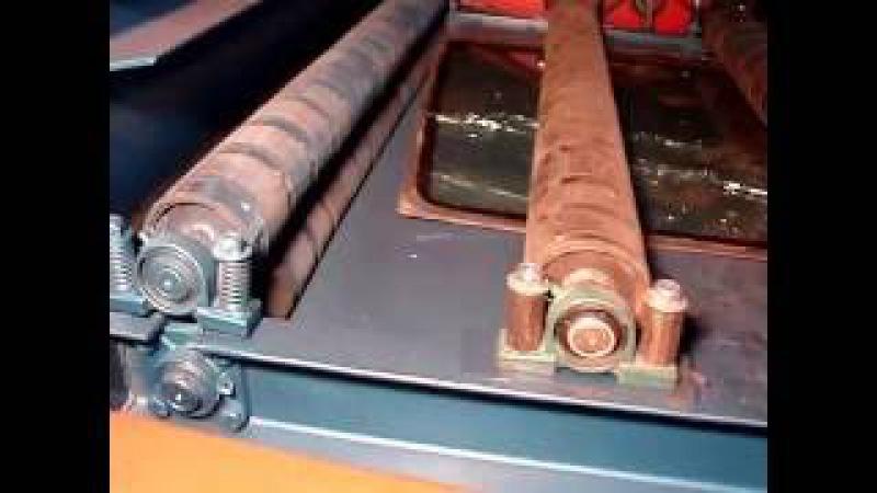 Дробилка для стекла триплекс