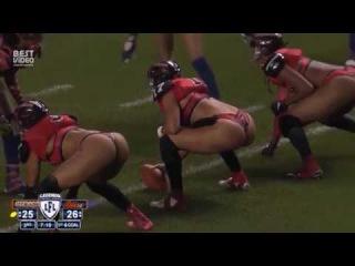 Американский футбол. Спортивные девчонки, красивые попки. American football. Sporty girls, nice ass