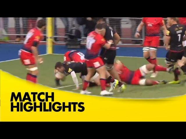 Saracens v Worcester Warriors - Aviva Premiership Rugby 2017-18