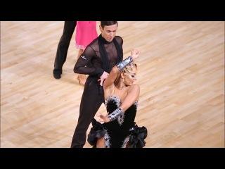 Armen Tsaturyan - Svetlana Gudyno, RUS | Copenhagen Open 2018 - WO LAT - R2 J