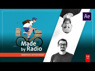 Motion Design with Made By Radio - live 3/3