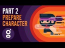 Part 2: Prepare Character Design for Animation