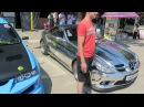 Соревнования по автотюнингу и автозвуку в Феодосии.