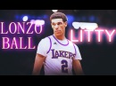 Lonzo Ball - Litty (Summer League MVP)! HD