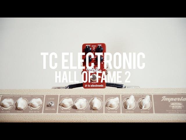 TC Electronic Hall Of Fame 2 (demo)