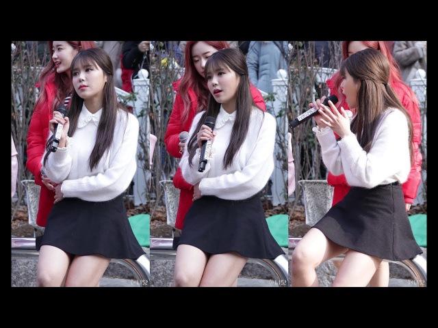 180120 마틸다 (Matilda) 세미 직캠 - Last Dance (빅뱅) (홍대 버스킹) By 애니닷