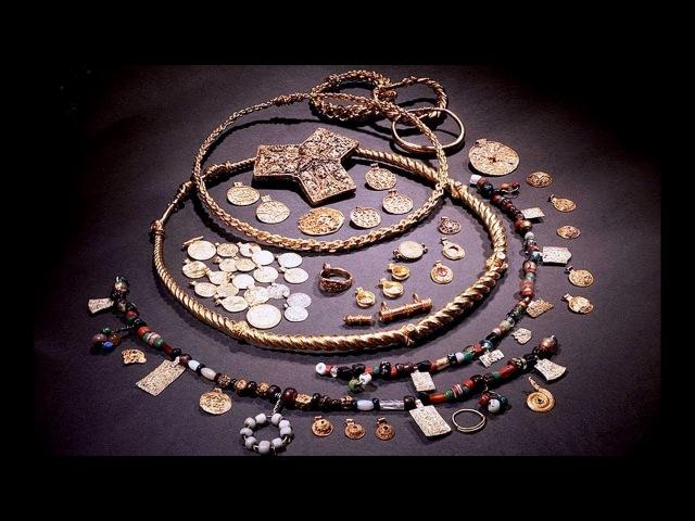 Украшения викингов, находки с X-Terra 505, 2018, Viking jewelry, finds with X-Terra 505