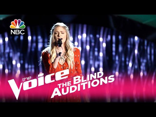 The Voice 2017 Blind Audition - Lauren Duski: