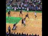 Boston Celtics в Instagram: «Rozier hits at the horn!»