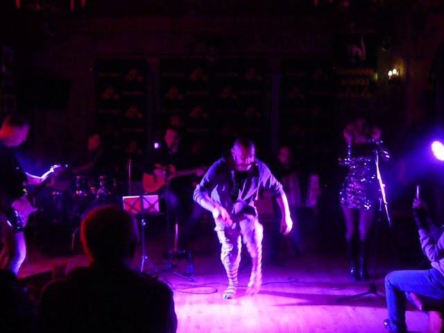 Группа Junky Boogie Агент ноль ноль икс 00Х 17 февраля 2018 года