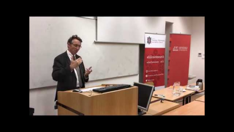 Emmanuel Falque: Must We Cross the Rubicon? Philosophy and Theology: New Boundaries