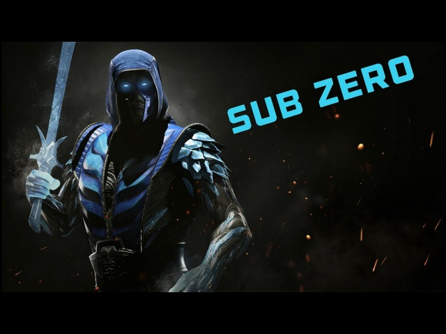 Injustice 2 Sub Zero GMV Tribute Beast