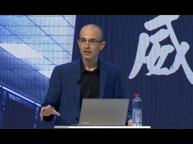 Davos 2018-Harari: An Algorithm Will Be Your Best Therapist, But It Can Be Hacked Too.