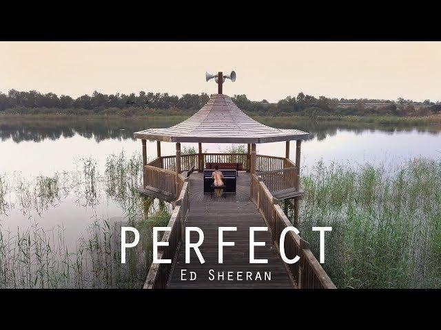 Ed Sheeran - Perfect | Piano Cover by Yuval Salomon