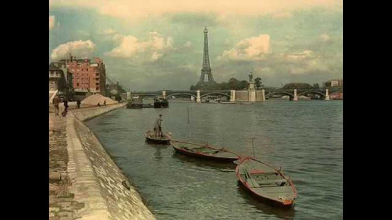 Great chanson singer Lys Gauty - A Paris, dans chaque faubourg, 1933