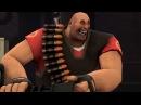 SFM: Meet The Heavy (400% facial expressions)