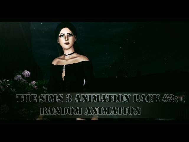 The Sims 3 Animation Pack 2: Random Animation (by FunnyJulia) [DOWNLOAD]