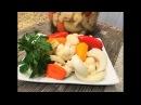 Закуска НАРАСХВАТ Маринованные Овощи за Сутки Готовить Просто Хрустит Вкусно Vegetables
