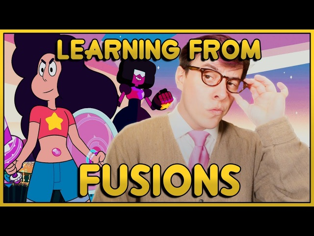 What STEVEN UNIVERSE Teaches Us About Relationships – Cartoon Therapy | Thomas Sanders