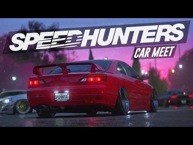 SPEEDHUNTERS CAR MEET NFS CINEMATIC 4K