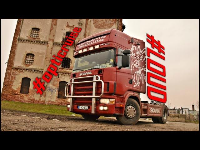 LOUD Scania 124l 420 OptiCruise Ride (Imre és Társa Autómentő Kft.)