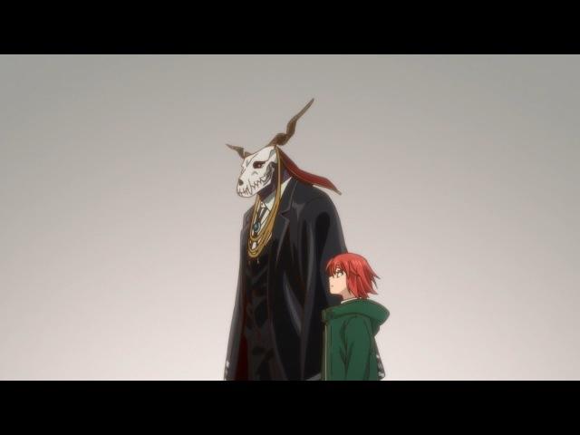 AIKI AKINO from bless4 TVアニメ「魔法使いの嫁」新エンディングテーマ「月のもう半