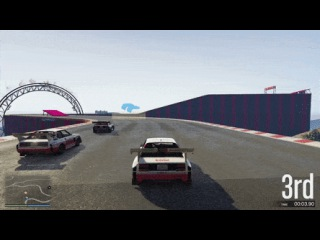 Gta 5 Online Cunning Stunts Boop - Create, Discover and Share GIFs on Gfycat