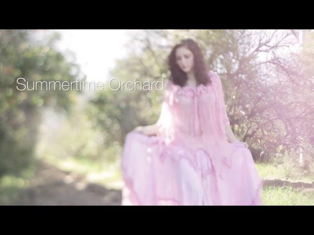 Carlotta Champagne - Summertime Orchard