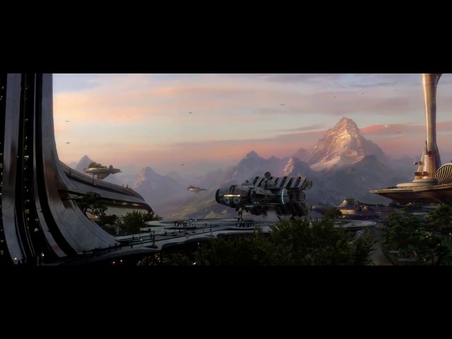 Star Wars But Everytime A Ship Lands Obi Wan says Another Happy Landing