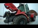 Трактор К 744 р4 Обзор!