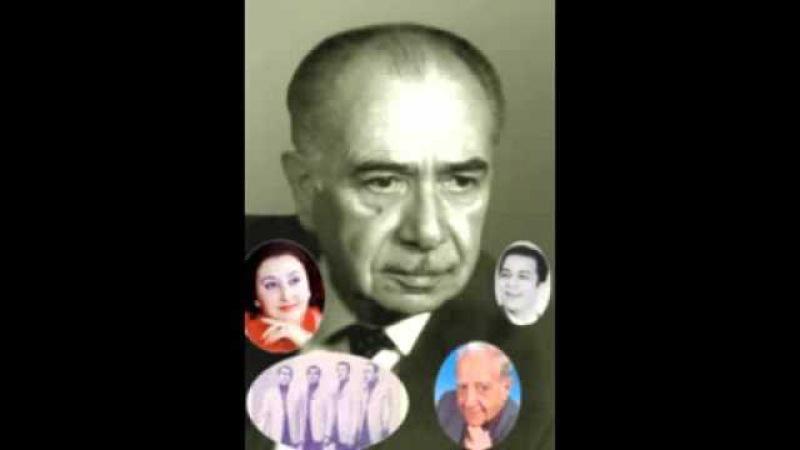 Tofiq Quliyev mahnilari