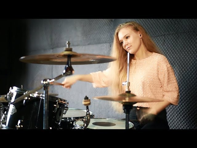 Tatyana Babenko Afro cuban Grooves by You me songo drum cover