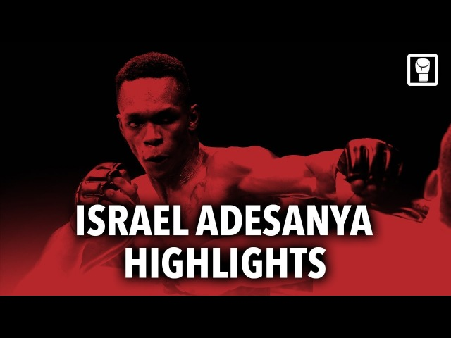 Israel Adesanya / The Last Stylebender (2018 HD HIGHLIGHTS)