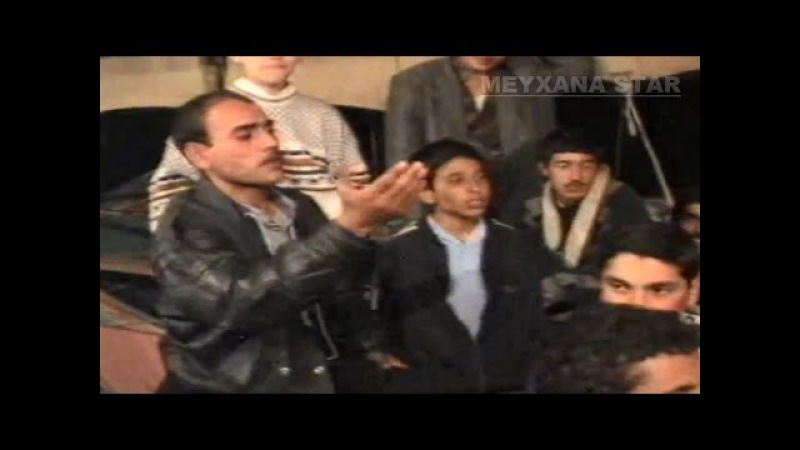 Necedir senincun Stolustu Meyxana Elcin Kerim Agamirze 1992