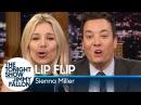 Lip Flip with Sienna Miller
