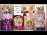 Пасхальное яйцо-топиарий Easter egg-topiary