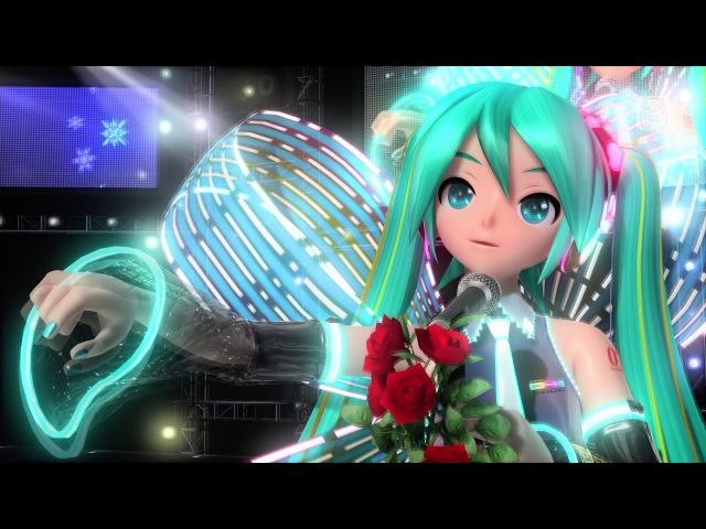 【PS4FT DX】Hatsune Miku - The Story of Princess Snow White 【Miku voice】