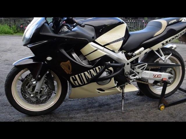 мотоцикл Honda CBR 600 f4i 2001 гв, 53тыс.км (продажа)