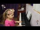 Уроки фортепиано с Людмилой Рудаковой для самых маленьких.