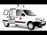 Renault Kangoo Express Ambulancia BR spec