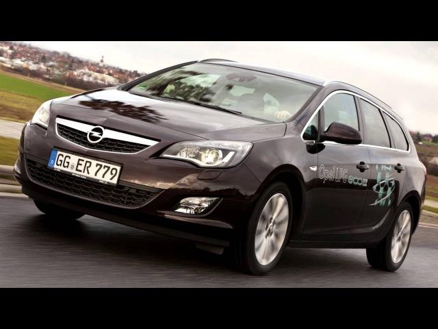 Opel Astra ecoFLEX Sports Tourer J '2010–12