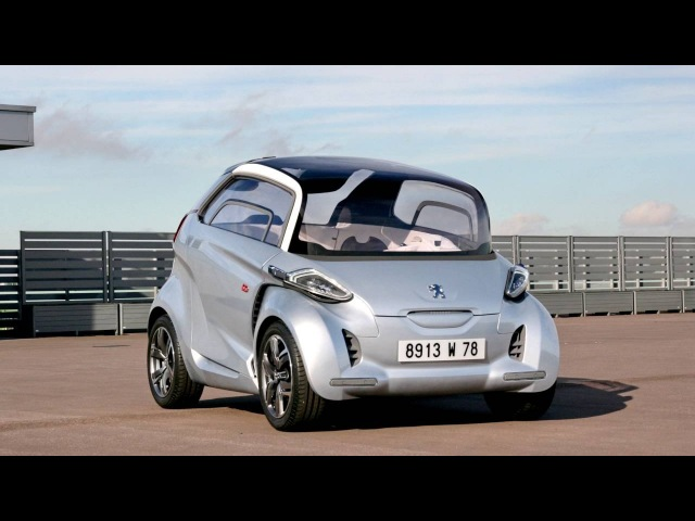 Peugeot BB1 Concept '09 2009