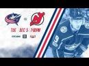 NHL 18 PS4 REGULAR SEASON 2017 2018 New Jersey DEVILS VS Columbus BLUE JACKETS 12 05 2017 NBCSN