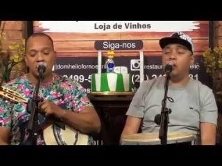 MOLEJO - LIVE 20/11/2017 HOMENAGEM AO SAMBA DE RAIZ 'VÍDEO'' HD