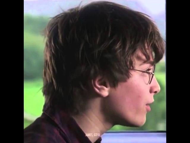Harry Potter - Thomas the tank engine